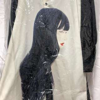 Yohji Yamamoto - 「 終い。」art print shirts / 2color 0658 女