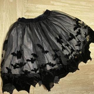 エイチアンドエム(H&M)のハロウィンスカート(スカート)