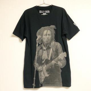 billabong - BILLABONG ビラボン ボブマーリー レゲエ ラップ 半袖 Tシャツ