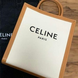 セリーヌ(celine)のCELINE トートバッグ スモール バーティカル カバ(トートバッグ)