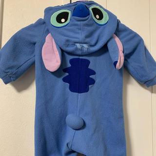 Disney - スティッチ なりきり ロンパース カバーオール 着ぐるみ 80cm ハロウィン