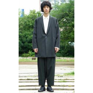 ドゥルカマラ(Dulcamara)のYANTOR Wash Wool Himo Pants(スラックス)