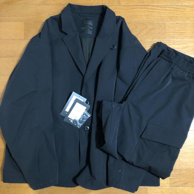 1LDK SELECT(ワンエルディーケーセレクト)の未使用 20AW daiwa pier 39 セットアップ S ダイワ メンズのスーツ(セットアップ)の商品写真