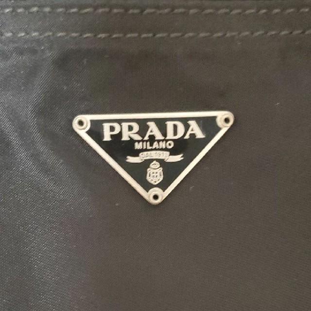 PRADA(プラダ)のPRADA★正規品 プラダ ミニトートバッグ★ レディースのバッグ(トートバッグ)の商品写真