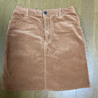 ローリーズファーム(LOWRYS FARM)の☆コーデュロイスカート☆(ひざ丈スカート)