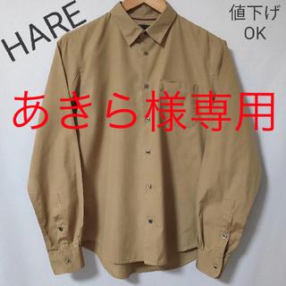 ハレ(HARE)の【HARE】長袖 シャツ(シャツ)