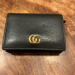Gucci - GUCCI 折り財布 PETITE MARMONT