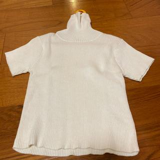 ダックス(DAKS)のDAKS little 女児ニットトップス(Tシャツ/カットソー)