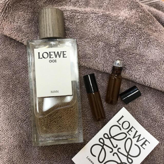 LOEWE 001 MAN EDP 5ml コスメ/美容の香水(香水(男性用))の商品写真
