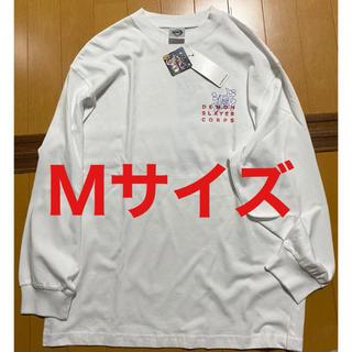 GU - (新品) 鬼滅の刃GUコラボ 長袖Tシャツ サイズM