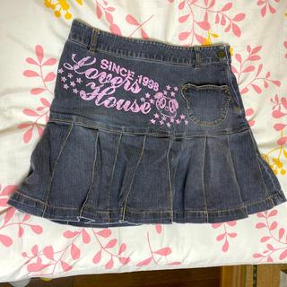 ラバーズハウス(LOVERS HOUSE)のLovers House ジュニアスカート(160cm)(スカート)