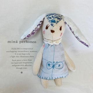 ミナペルホネン(mina perhonen)のミナペルホネン うさちゃん④(ぬいぐるみ)