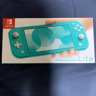 Nintendo Switch - Nintendo Switch ニンテンドースイッチ ライト ターコイズ 新品