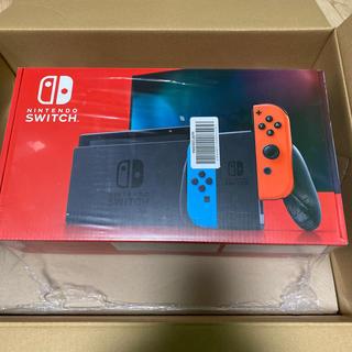 Nintendo Switch - [新品] Nintendo Switch 本体 ニンテンドー スイッチ ネオン