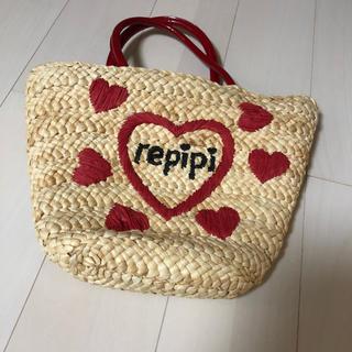 レピピアルマリオ(repipi armario)の売り切りセール カゴバッグ(かごバッグ/ストローバッグ)