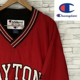 チャンピオン(Champion)のチャンピオン DAYTONカレッジゲームシャツ ナイロンジャケット(ナイロンジャケット)