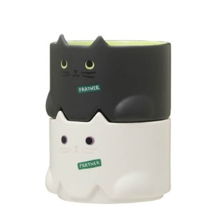 Starbucks Coffee - 新品 2個セット スターバックス ハロウィン2020 スタッキングマグカップ 猫
