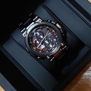 ジーショック(G-SHOCK)の【新品未使用】CASIO mtg-b1000tf-1ajr 35周年記念モデル(腕時計(アナログ))