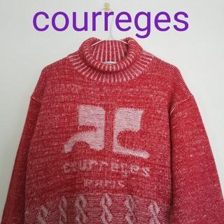 Courreges - クレージュ  ニット  セーター