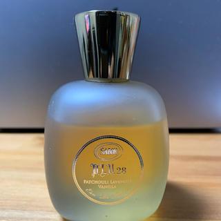 サボン(SABON)のSABON パチュリラベンダーバニラ 香水(香水(女性用))