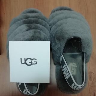UGG - ugg アグ サンダル レディース 01チャコール