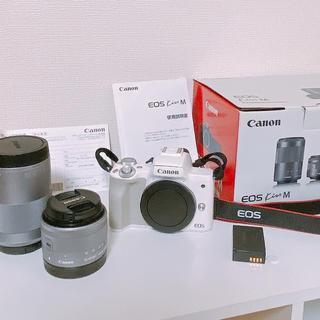 Canon - 2日間のみ値下げ Canon EOS KISS M