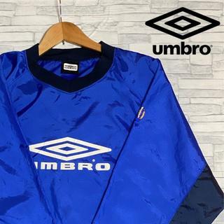 アンブロ(UMBRO)のアンブロ  UMBROナイロンジャケット  大きめゆるだぼサイズ♪(ナイロンジャケット)