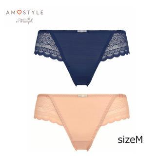 AMO'S STYLE - 【新品】アモスタイル ストリング2枚セット Tバック