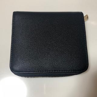ローリーズファーム(LOWRYS FARM)のLOWRYSFARM お財布 二つ折り ブラック(財布)