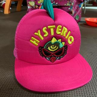 ヒステリックミニ(HYSTERIC MINI)のヒスミニ ミニラ キャップ(帽子)