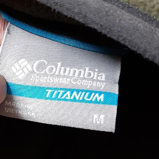 Columbia(コロンビア)のColumbia コロンビア フリース カーキ M メンズのジャケット/アウター(ブルゾン)の商品写真