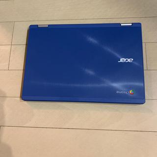 エイサー(Acer)の値下げ acer Chromebook R11 CB5-132T-C67Q 美品(ノートPC)