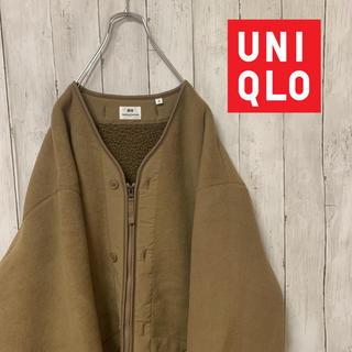 ユニクロ(UNIQLO)の【大人気】ユニクロ ジャケット コート 裏起毛(ダッフルコート)