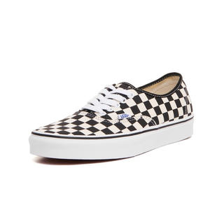 VANS - 【VANS】Authentic black checker スニーカー