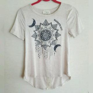 バーニーズニューヨーク(BARNEYS NEW YORK)のオリエンタル柄☆cute Tシャツ(Tシャツ(半袖/袖なし))