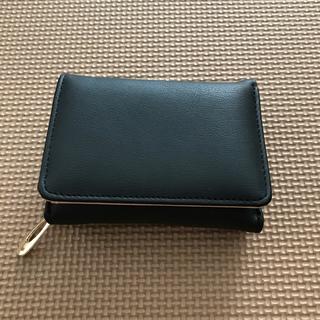 フルラ(Furla)のミニウォレット 三つ折り財布 黒(財布)