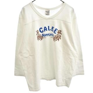 キャリー(CALEE)のCALEE キャリー トレーナー(スウェット)