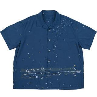 ポーター(PORTER)の【週末値下げ中】ポータークラシック   ホノルルムーンナイトシャツ(シャツ)