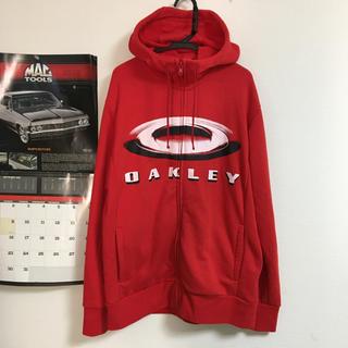 Oakley - オークリー ビックロゴ パーカー