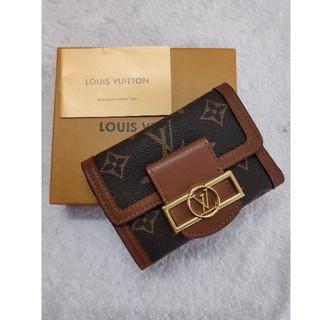 LOUIS VUITTON - ❤国内即発&送料無料❤ ♬大人気限定 セールルイヴィトン、 折り財布♥小銭入れ♬