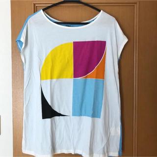 ワンピース チュニック Tシャツ
