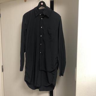 COMME des GARCONS HOMME PLUS - エステルドッキングシャツ