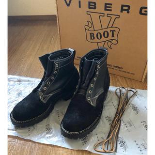 ビブラム(vibram)のVIBERG bobcat / ブーツ tadpolead別注(ブーツ)