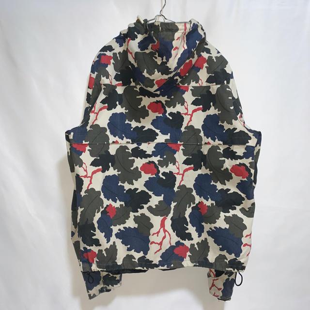 VANS(ヴァンズ)の【90s】vans バンズ ジャケット フード 迷彩 ゆるだぼ Lサイズ メンズのジャケット/アウター(マウンテンパーカー)の商品写真