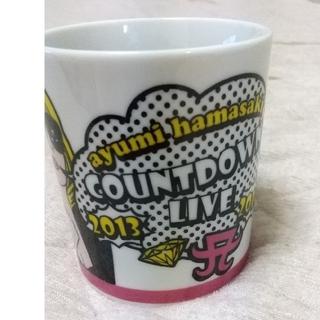 浜崎あゆみ  カウントダウンライブ  マグカップ