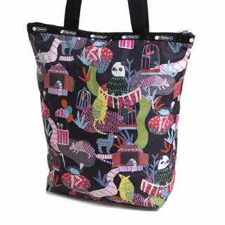LeSportsac - LeSportsac トートバッグ DAILY TOTE MIDNIGH… 新品