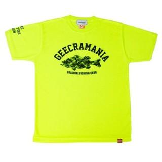 ダイワ(DAIWA)のバスマニア × ジークラック コラボ限定ドライUV Tシャツ(ウエア)