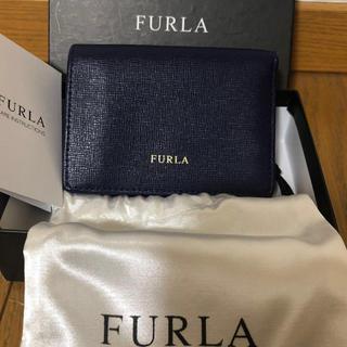 フルラ(Furla)の美品 フルラ 三つ折り財布(財布)