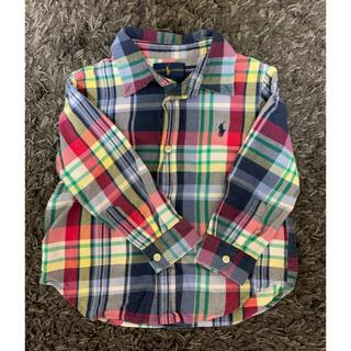 ラルフローレン(Ralph Lauren)のラルフローレン チェックシャツ (ブラウス)