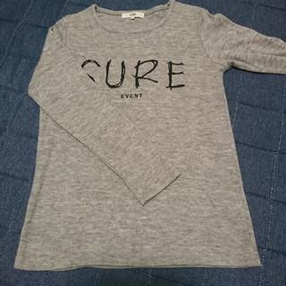 オゾック(OZOC)の長袖Tシャツ(Tシャツ/カットソー(七分/長袖))